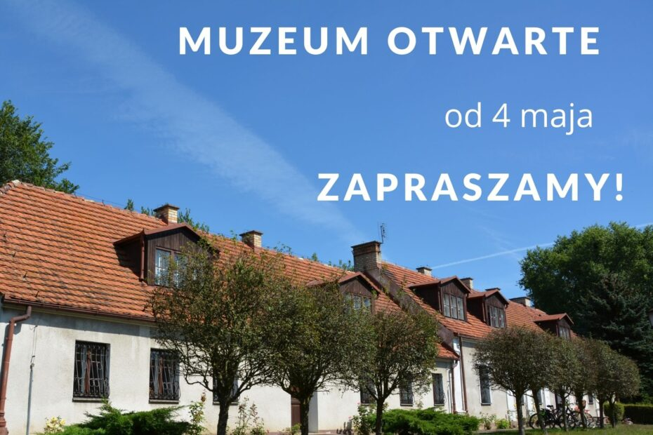infografika muzeum otwarte ponownie od 4 maja 2021 r. - covid